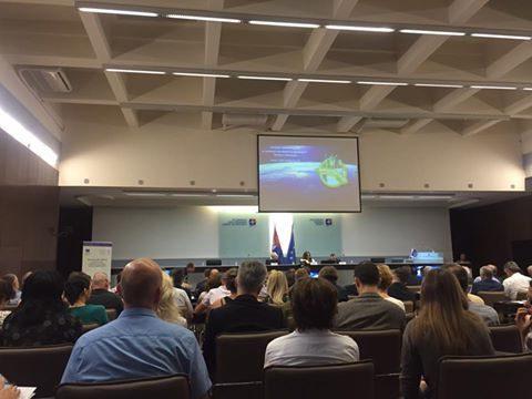 """Borba protiv klimatskih promena - spremnost Srbije"" / ""Combating Climate Change: Serbia's Readiness"" Conference"
