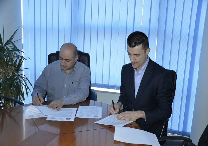 Potpisivanje Sporazuma o uspostavljanju efikasnog sistema upravljanja energijom