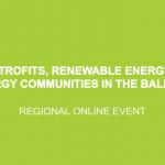 Retrofits, renewable energy & energy communities in the Balkans: Meet municipal energy community trailblazers in the Balkans