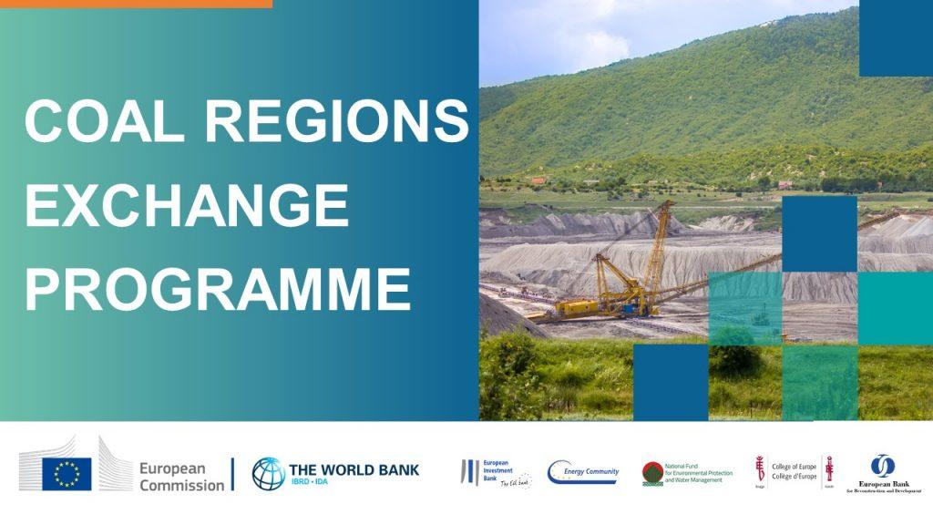 Coal regions exchange programme